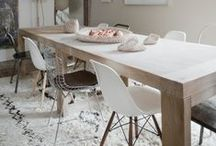 Dining Rooms / by Helena del Rio - A Diary of Lovely