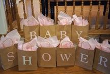 BABY Shower Ideas!! / by Heather Meadows