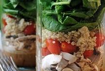 veggies/salads / by Tassie Hare