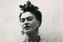 Frida Kahlo / by Be Fashionably