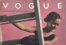 Vogue Covers / by Be Fashionably
