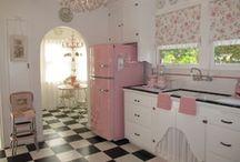 Kitchen / by Cara Nichols