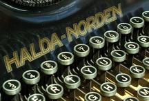 Typewriters / by Jenny Svensson