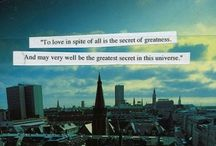 PostSECRET~s / Secrets from the PostSecret.com blog that particularly touch my heart.. ~ <3 / by Vanna Renell