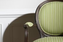 Spring Ahead! Here's a pretty board dedicated to the spring-iest of colors: green! / by ETHAN ALLEN