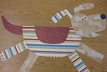 paper crafts for school / by Erica Bohrer