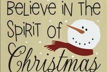 Christmas / by Lois Pfaff