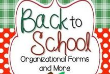 Back to School / by Erica Bohrer
