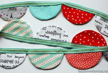 Fabric Crafts / Fun ideas to try one day / by Deanne Evans