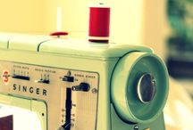 Sewing Machines / just because i want to fill a room with vintage sewing machines / by Deanne Evans