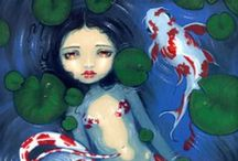 Koi / just because we love Koi / by Deanne Evans