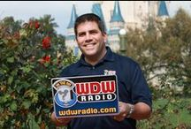 WDW Radio / The WDW Radio Disney Podcast - Your Walt Disney World Information Station. Voted Best Travel Podcast 2006, 2007. 2008, 2009, 2010, 2011, 2012 and 2013 / by Lou Mongello