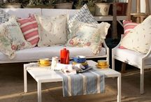 Conservatory Decor / inspiration to restyle our conservatory / by Deanne Evans