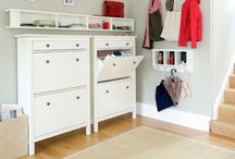 Porch & Hallway Designs / Inspiration for decorating our porch and hallway / by Deanne Evans