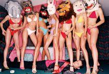 bikini mask / by tomoaki watanabe