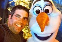 Self Shot Tuesday at Walt Disney World / by Lou Mongello