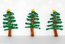 Christmas trees-D / by Deana