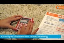Bounce Energy Videos / In these Bounce Energy #videos you'll find everything from how to read a smart meter to how to lower your electricity bill. / by Bounce Energy