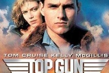 Top Gun....Tom Cruise...Taps... / Crusing With Cruise... Risky Business.. Rainman..Jerry McQuire...Born On The Fourth Of July...Superior Actor.. / by Linda Sherrin