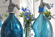 ....bottles glas carafe..... / by art ingo