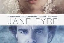 Jane Eyre.....By Bronte' / Jane Erye ...Book ....Movie...Masterpiece / by Linda Sherrin