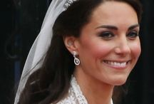 Beautiful Brides..Of  Royalty....   / Wedding Gowns and Cakes Of The Royals, Rich, And Famous.... / by Linda Sherrin