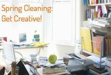 Spring Cleaning / by Bounce Energy