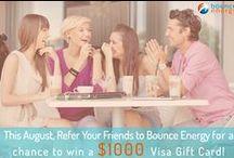 Bounce Energy Contests / www.bounceenergy.com/msid/875 / by Bounce Energy