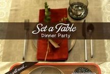 Entertaining 101 / DIY tips for your next gathering or party.  / by Yahoo Shine