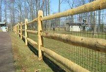 Fencing Ideas!! / by SutherlandsDIY