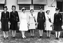 M~ WASPS # WACS # Military Women # WAVES ... / Women In The Military Today and The Women That Started It All .. The Military Women That Paved The Way For The Military Women Today .... Still Making Changes For Respect and Equality... / by Linda Sherrin