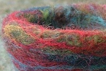 Felting / by Charmaine Sowers