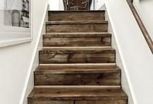 Basement Stairway Beautiful / by Barbara Mansfield