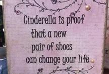 Shoe Dreams / by Barbara Mansfield