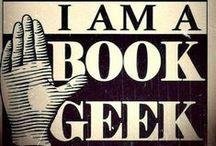 Book Geekery / by Maud Juliette