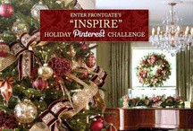 """Frontgate Holiday Decor Challenge"" / #HolidayDecor / by Robbin Stratton"