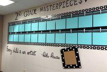 Classroom Setup/Organization / by Erin Lowry-Ramirez