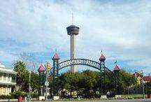 San Antonio and TEXAS!!!! / by Brigitte Perkins
