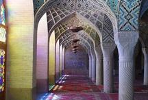 Hallways, Archways, Walkways, Pathways / by Jill