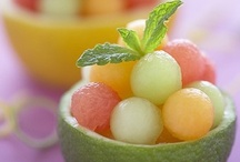 fruit / recipes and snack ideas using only fruit and healthy ingredients / by Emma Louise