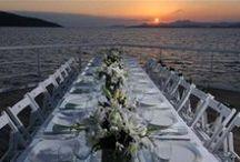 Wedding en el mar / by Doris Benitez
