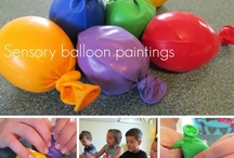 Kids Sensory Fun!  / by Jill