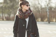 Wear // Fall/Winter / What to wear when there's a chill in the air. / by Beth Burns