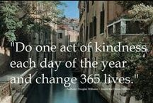 ✿ Pay It Forward ✿ Amazing People and Pets ✿ / Random Acts of Kindness. No explaination needed ♥ / by ♥ Debbie
