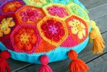 ✿ Color Burst for your Home ✿ / Some color and some more color! / by ♥ Debbie