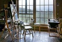 Studio / by Kandice Estill