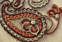 CROCHET: motifs / by Darievna
