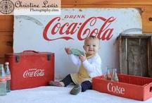 Coca Cola - The best POP around / No longer in my menu but . . . it´s a classic / by Gladys Johanna Méndez de Torres