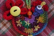 ANIMALS & TOYS: crocheting & knitting / by Darievna