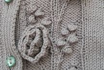 KNITTING: motifs and stitches / by Darievna